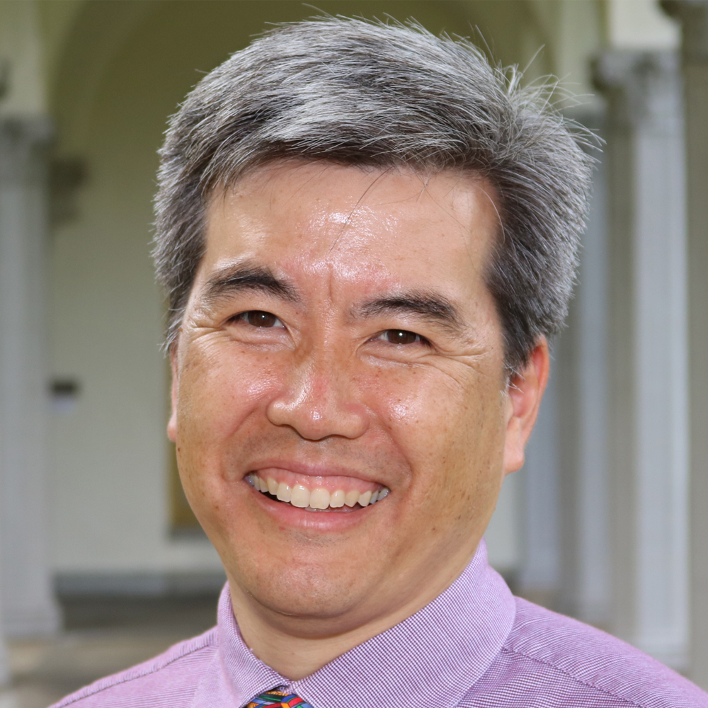 Photo of Executive Director Dean Nishina