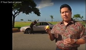 Informational video about Hawaii's Lemon Law