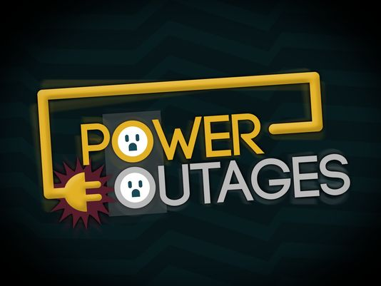 Power Outage Interrupts some services