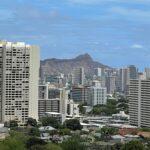 Metro Honolulu Skyline